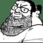 Fat Neckbeard Guy