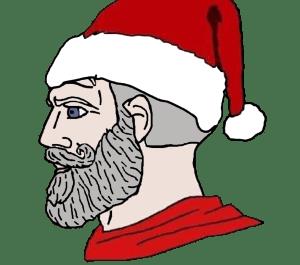 Santa Chad