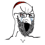 Angry Yid Bearded