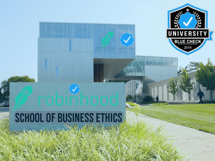 BlueCheckU: Billionaire Rage And Robinhood Reactions