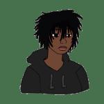Black Man Doomer Sweatshirt