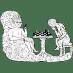 Chess Playing Big Brain