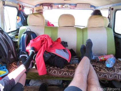 Van Mongolia Gobi Desert Tour