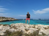 Rottnest Island - Timo at Little Salmon Bay