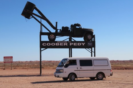 Welcome to Coober Pedy
