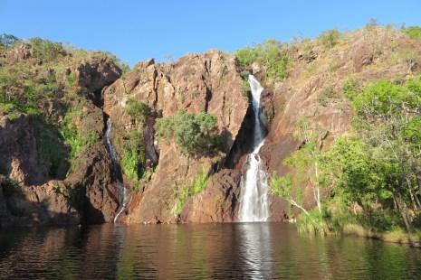 Wangi Falls Morning