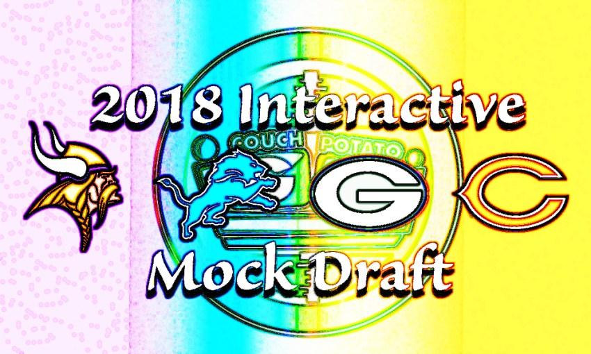 Interactive Mock Draft