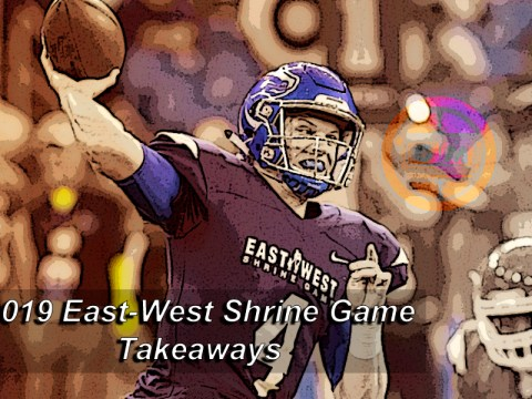 East-West Shrine Game