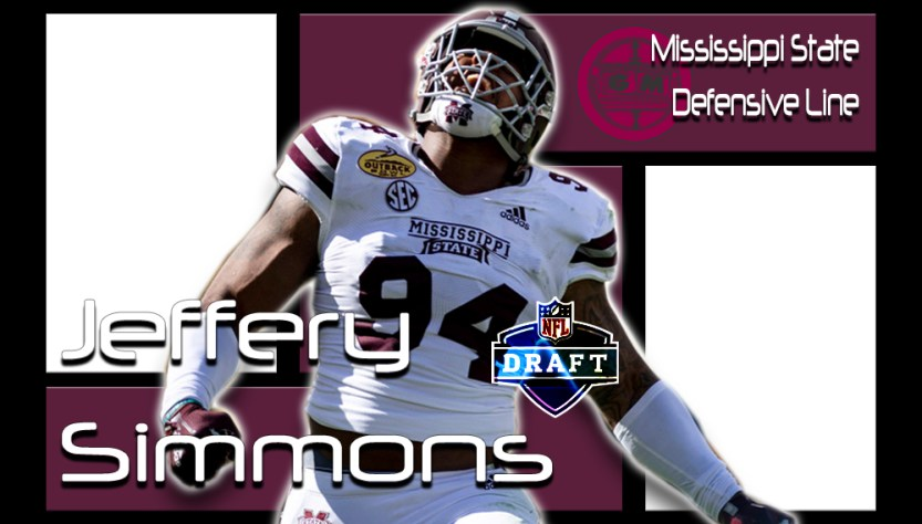 Jeffery Simmons 2019 NFL Draft