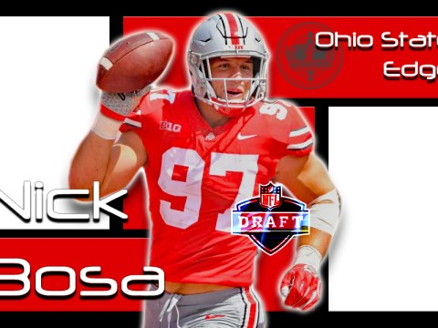 Nick Bosa 2019 NFL Draft
