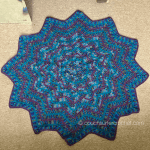 Twelve Point Star Blanket