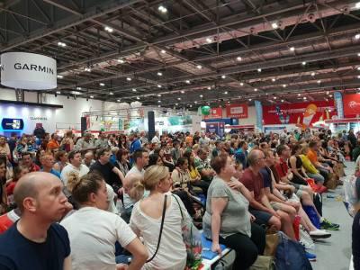 Expo Crowd