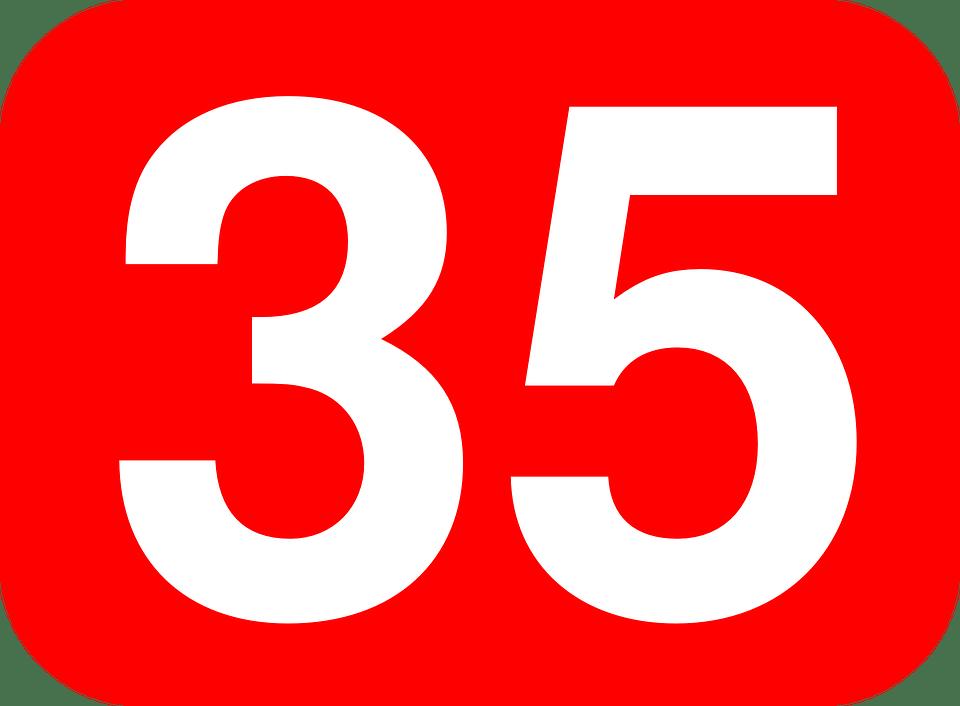Sub 35