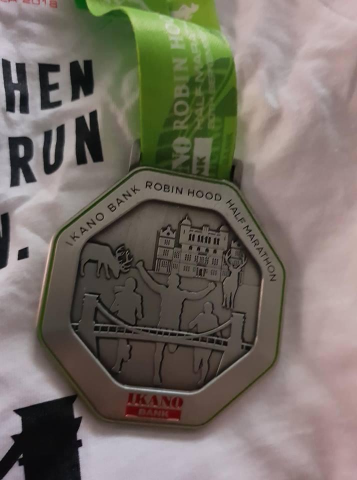 Robin Hood Medal