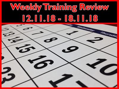 12th-18th November 2018