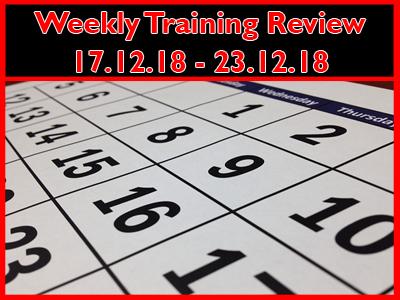 17th-23rd December