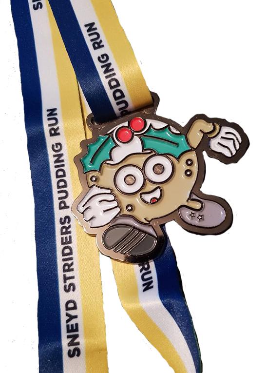 Sneyd 10 Mile Medal