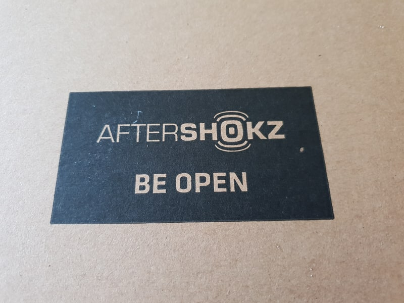 Aftershokz Box