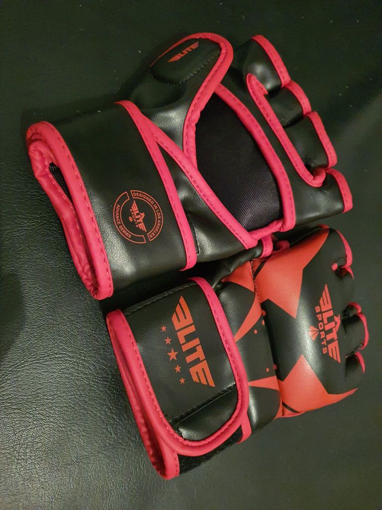 Elite Sports MMA Gloves