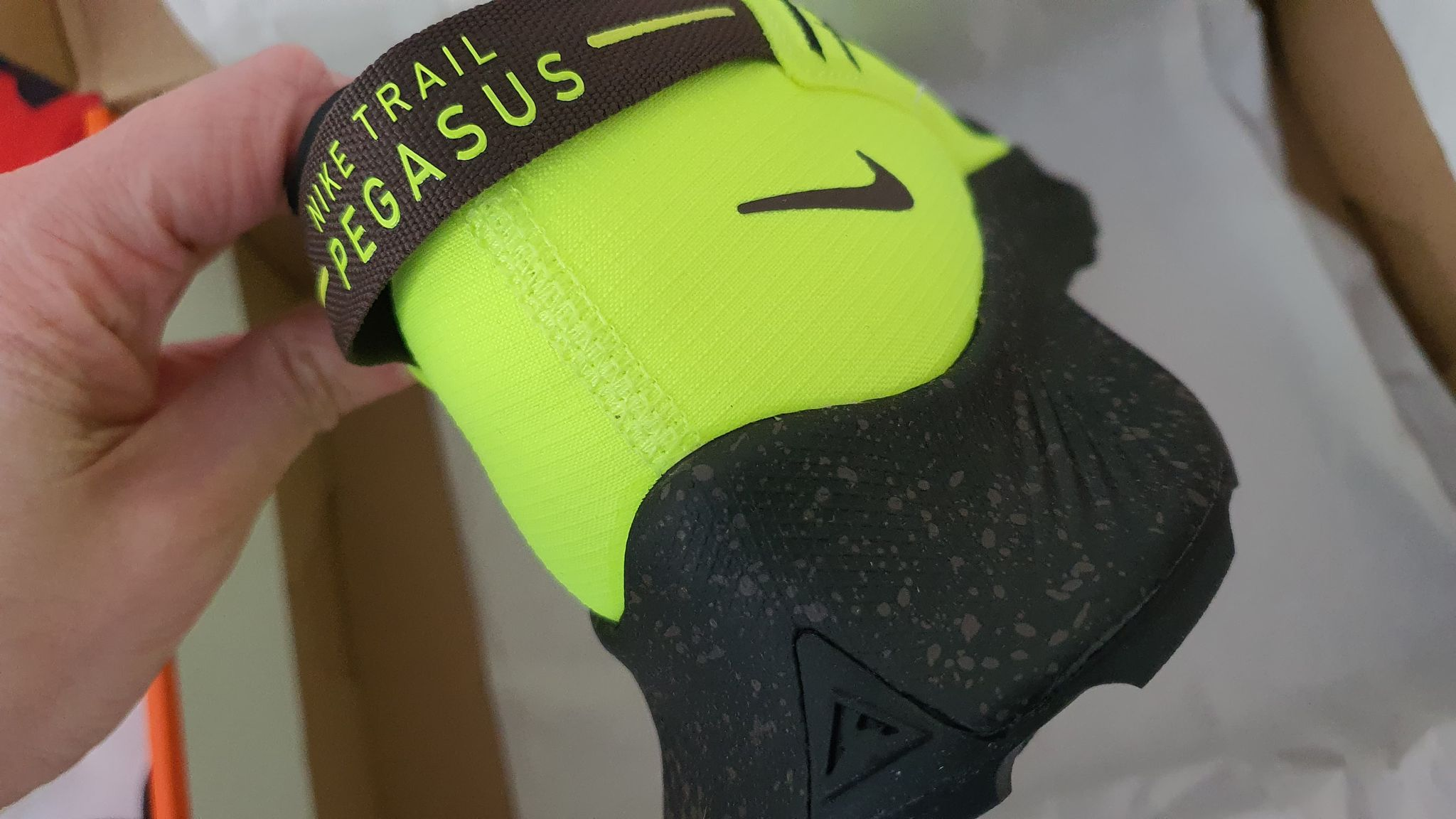 Nike Pegasus Trail 2 Heel