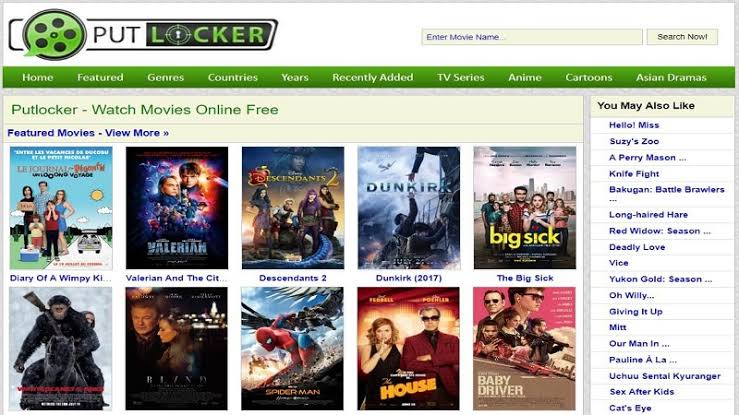PutLocker alternative