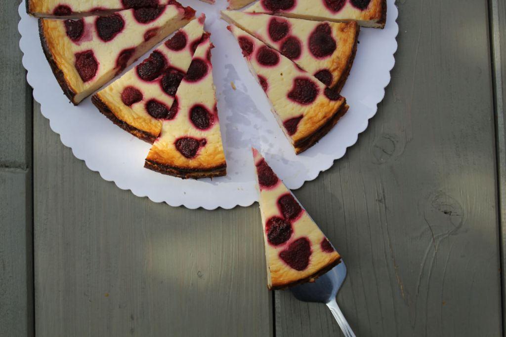 healthy-protein-cheesecake-recipe-gesundes-protein-käsekuchen-rezept-Quark