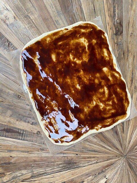 vegan-Cinnamon-Rolls-filling-vegane-Zimtschnecken-füllung