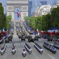Un 14 juillet en France