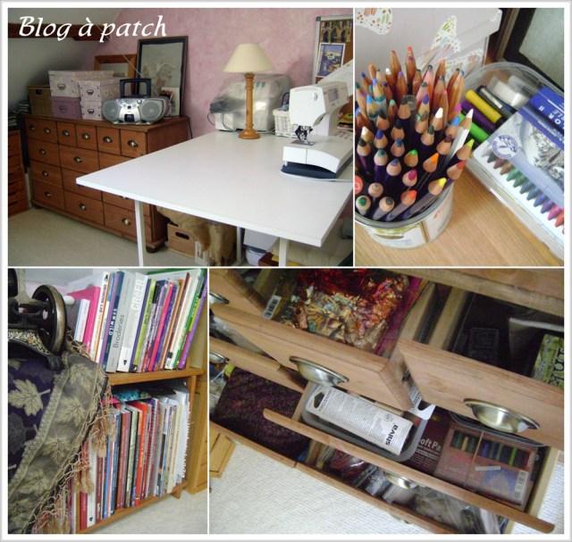 Atelier de Patchacha pour CoudreetBroder.com