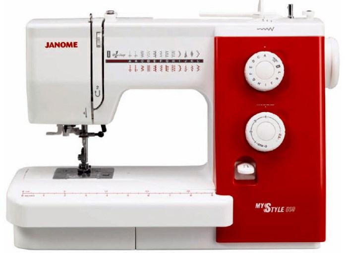 Janome Promo