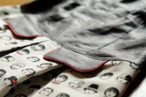 Robe de 3roses3choux pour coudreetbroder.com