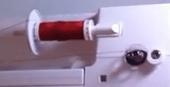 Comment faire une canette sur sa machine à coudre ? par www.coudreetbroder.com