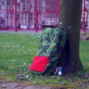 le sac de l'homme