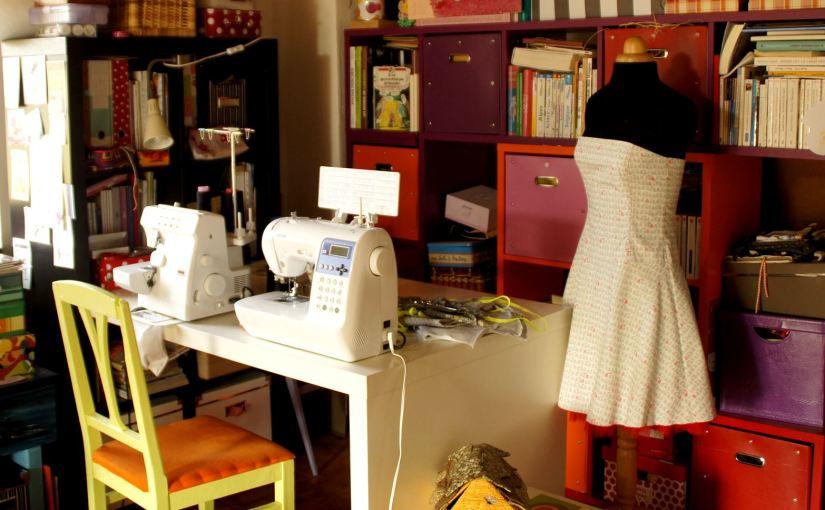 """Un blog et un livre de couture pleins d'astuces, merci """"Des étoiles et des Pois"""" !"""
