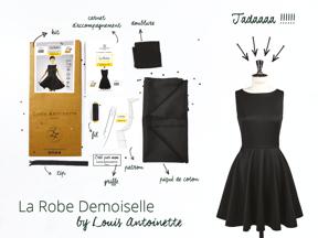 """Avec """"Louis Antoinette"""", débutez la couture avec plaisir !"""