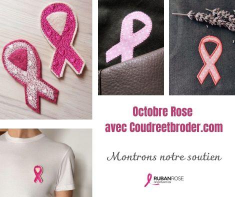 coudre et broder.com octobre rose 2020