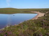 More stunning reflections on Loch na Gainimh. (There are 5 lochs along this track . . I took 5 pictures of one!)