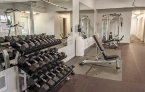 cougar ridge apartments fitness center