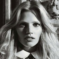 My Favorite Editorials: Lara Stone styled by Kate Moss