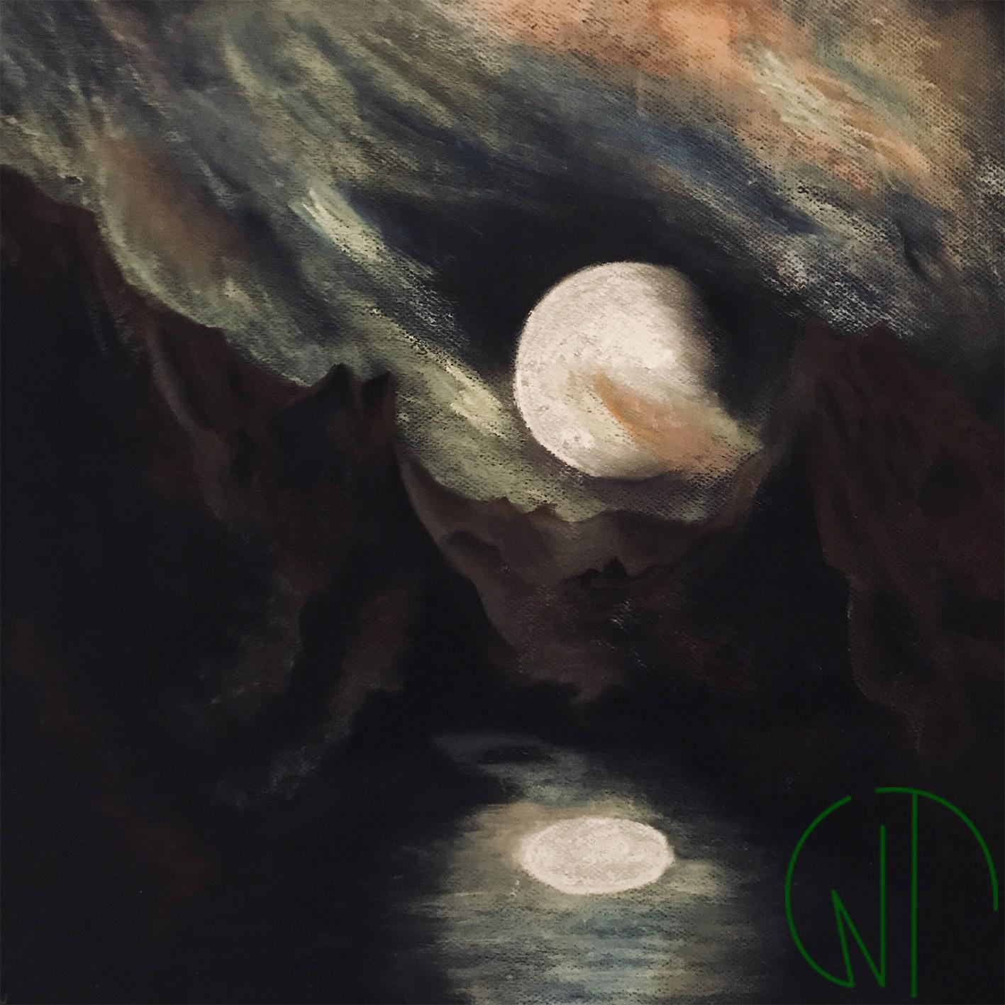 Ciel de lune