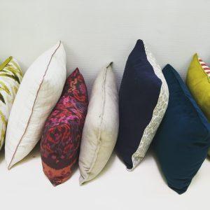 Coussins sur mesure - tapissier bordeaux