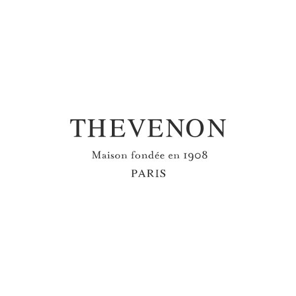 Thevenon, éditeur français de tissus, logo