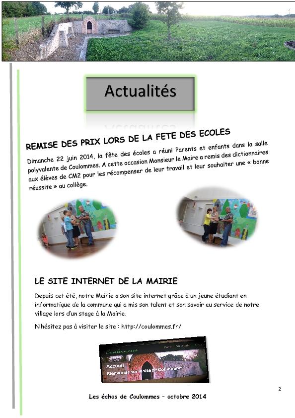 Bulletin octobre 2014 FINAL page 2