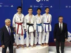 podium Trystan