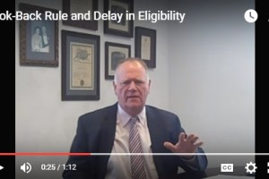Wes Coulson discusses how the delay in eligibility is determined when gifts are made in this fourth part of the Look-Back Rule & Transfer Penalties series. I coulsonelderlaw.com