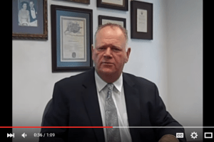 In this Elder Law Minute video, Wes Coulson discusses the military service requirement for establishing eligibility for VA pension benefits. I coulsonelderlaw.com