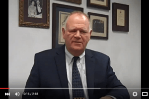 In this Estate Planning Minute, Wes Coulson discusses a common estate planning mistake and the problem of assuming we can always change things later. I coulsonelderlaw.com