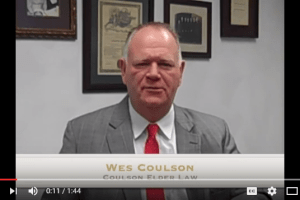 Wes Coulson discusses another common estate planning mistake and the drawbacks of failing to include enough powers in your Power of Attorney for Property. I Coulson Elder Law