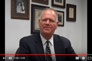 In this Elder Law Minute video, Wes Coulson explains what a transfer of assets is and why it could potentially delay your eligibility for Medicaid. l Coulson Elder Law
