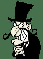 Trustees aren't like Snidely Whiplash